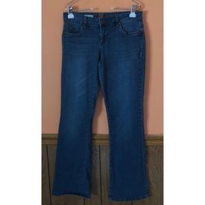 Meryl High Rise Bootcut Jeans